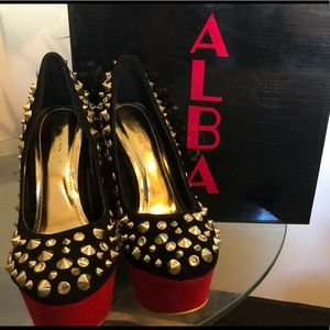 Alba Women's High Heel Pumps Size 6